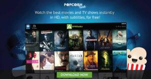 Popcorn Time APK iOS