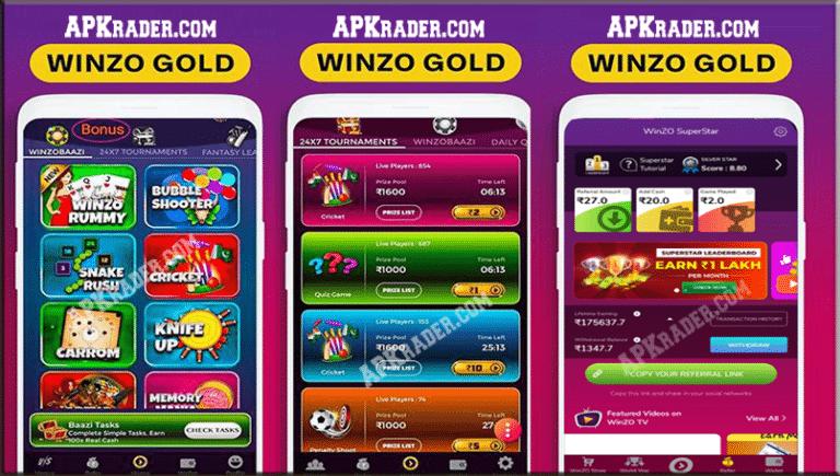 Winzo Gold Online Play - APKRader
