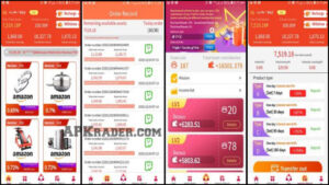Download OMG Burse App