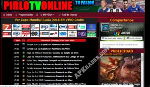 Download PirloTV Online APK